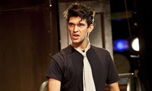 Ben Whishaw as Baby in Mojo.