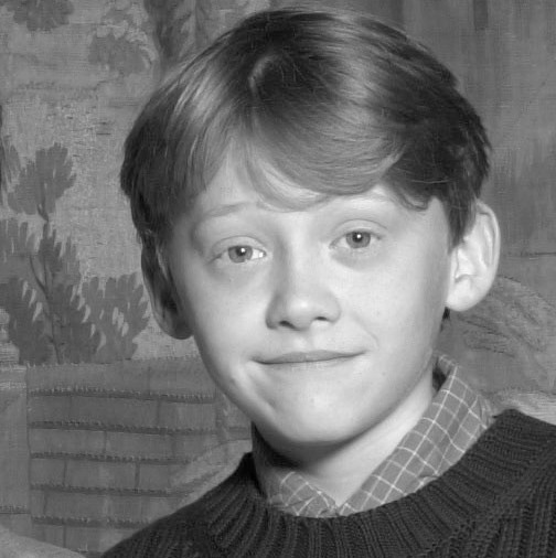 Rupert Grint Press Archives — Press 2001