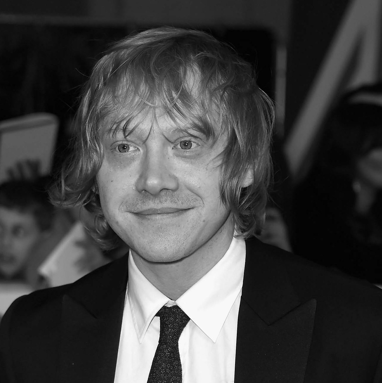 LONDON, ENGLAND - SEPTEMBER 28:  Rupert Grint attends the Pride of Britain awards at The Grosvenor House Hotel on September 28, 2015 in London, England.  (Photo by Gareth Cattermole/Getty Images)